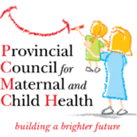 Provincial Council for Maternal and Child Health Logo