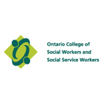 Ontario College of Social Workers and Social Service Workers Logo